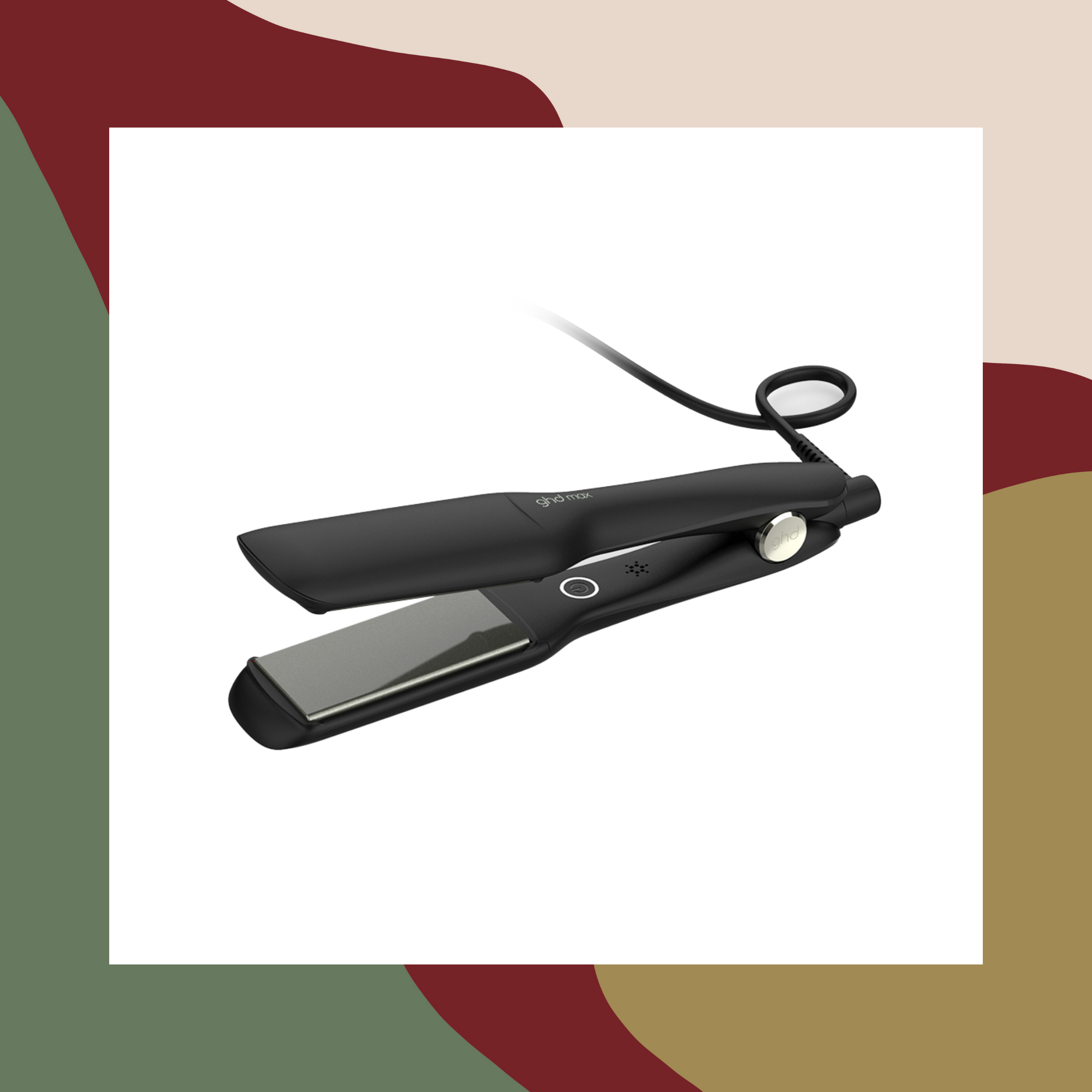 Introducing the New GHD Max Styler