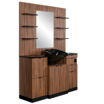 Minerva Beauty Launches New Configurable Barber Wet Station