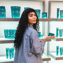Aveda Cuts 2 Feet of Hair From Influencer's Famous Long Locks