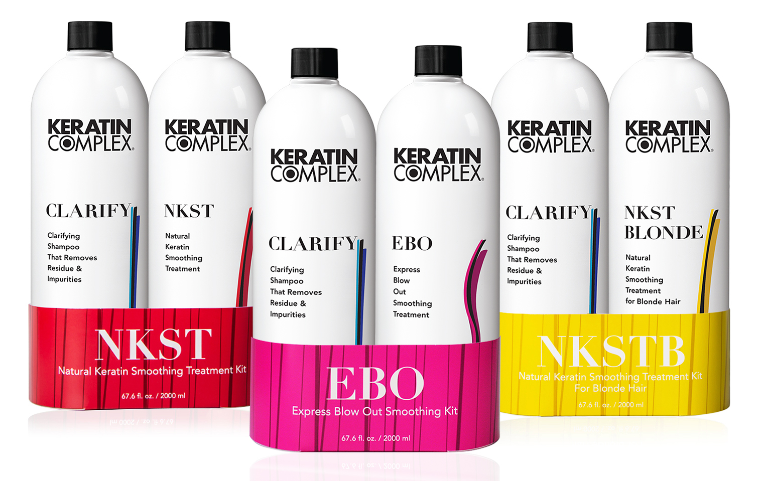 You Can Now Shop Keratin Complex at SalonCentric