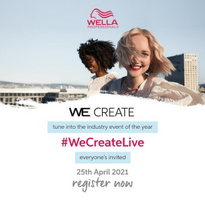 What to Expect at We Create, Wella Company's Free Virtual Event