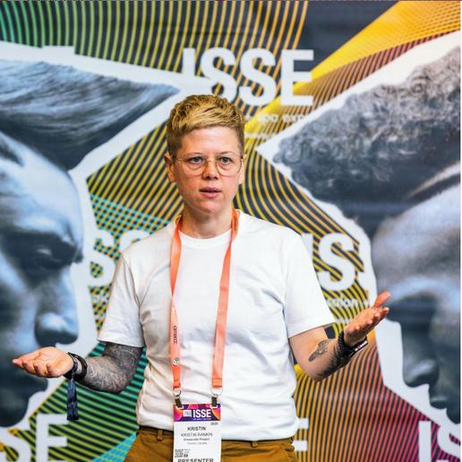 Dresscode Project Founder Kristin Rankin  -