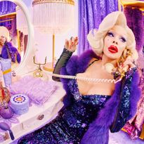 Amanda Lepore Stars in amika's 'Bust Your Brass' Campaign