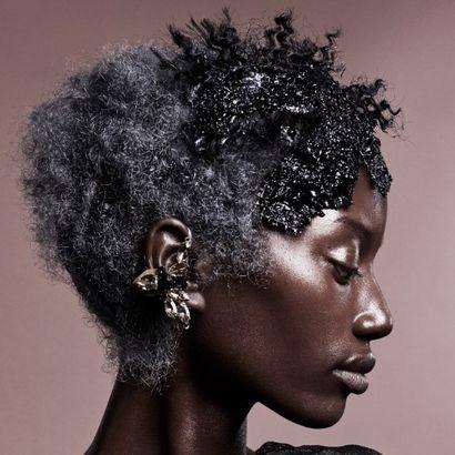 Hair:Cos Sakkas, TONI&GUY, London  Photographer:Jack Eames