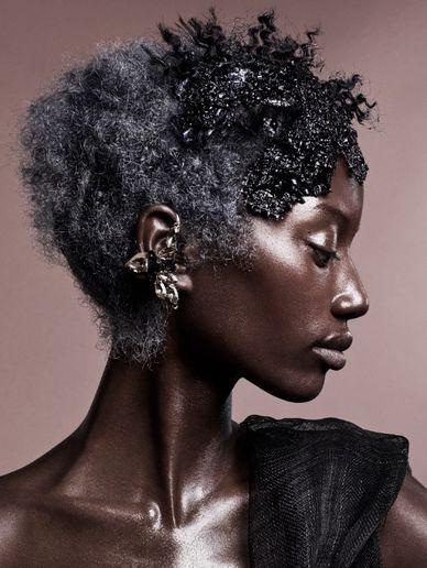 Hair: Cos Sakkas, TONI&GUY, London  Photographer: Jack Eames  -