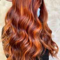 Flame Proof: Sectioning, Formula and Placement for this Fiery Red