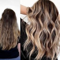 Transformation: From Grown Out to Dimensional Bronde