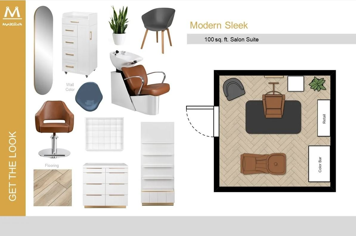 The Guide to Salon Suite Designs and Supplies