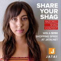IG Challenge: Jatai Wants You to #ShareYourShag