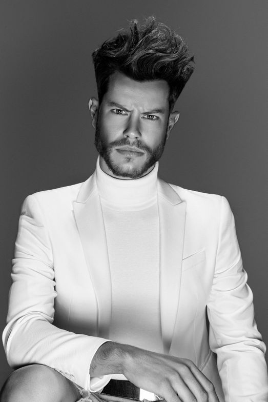 <p><strong>Christian R&iacute;os Torres, Spain:</strong> a clean, pure, and elegant cut that pushes boundaries with a dramatic silhouette top and light monochromatic wardrobe and style.</p>