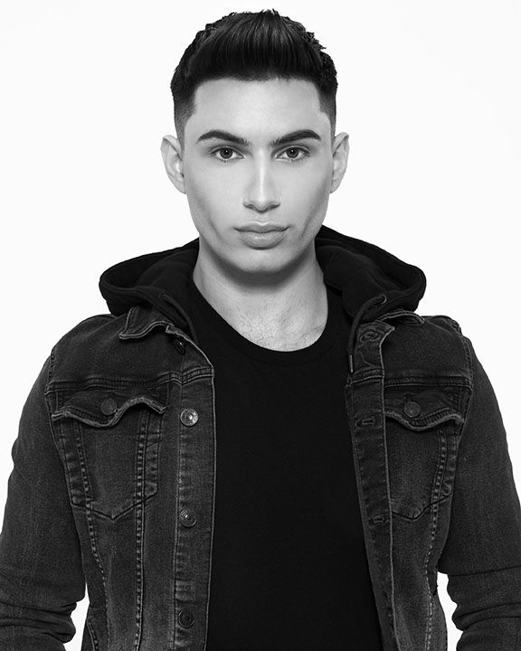 <p><strong>Ciara Madden, Ireland:</strong> a modern take on today&rsquo;s smart-casual look for men, placing a new spin on the classic fade with the addition of a triangular quiff fringe using American Crew Boost Powder and Defining Paste.</p>