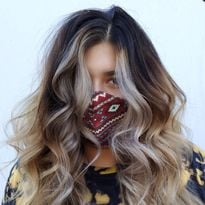Dimensional, Rooted Blonde Balayage