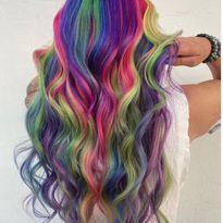 Rainbow Hair Roundup