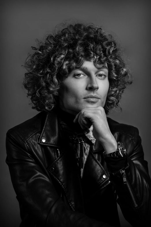 <p><strong>Serena Hussain Hill, U.K.:</strong> a 70s-inspired style featuring soft spiral curls and touchable lived-in feel to recreate the epitome of a unique modern glam rock look while embracing natural texture.</p>