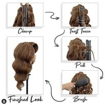 Master Not One But Three Types of Curls Using These Flat Iron Techniques