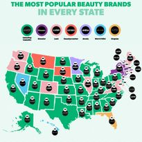 Top 10 Beauty Brands in the US Right Now