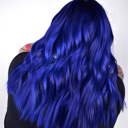 Got the Blues: Create and Preserve Blue Hues with Crazy Color