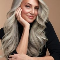 GENERATIONAL BLONDE and BLONDME help @maggiemh enhance her client's grays!