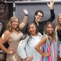 Celebrity Stylist Marco Pelusi Gifts COVID Nurses with Makeovers
