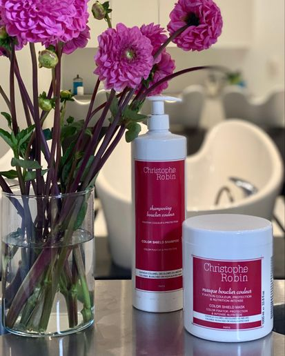 Christophe Robin products are getting a reboot. The color-loving, luxurious, eco-conscious brand will soon have a new look and fans of the luxury brand can't wait.   - Photo: Anthony Cristiano Salon