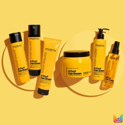 Matrix Introduces A Curl Can Dream Collection