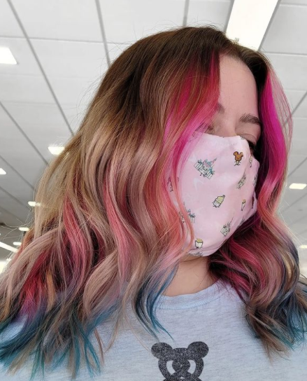 Creative Color and a Strong Corrective Game Keeps This Stylist's Career Moving Forward