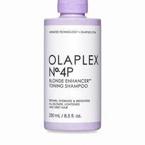 OLAPLEX Launches No. 4P Blonde Enhancer™ Toning Shampoo