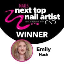 Emily Nash Wins NAILS Next Top Nail Artist: Applause for These Winning Claws