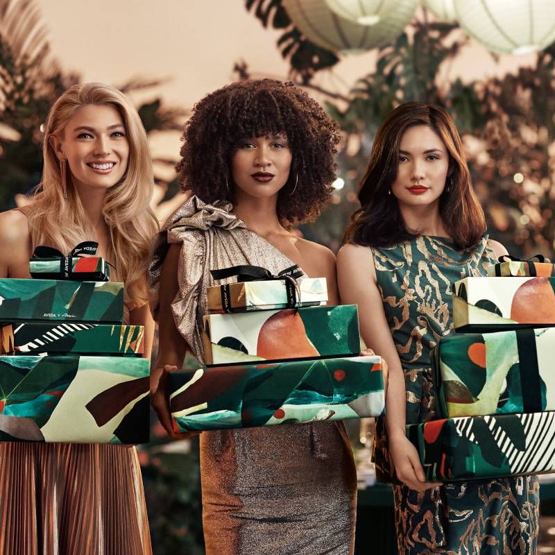 Aveda Announces Collaboration with 3.1 Phillip Lim for 2021 Holiday Collection