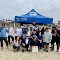 L'ANZA Sponsors Beach Clean-Up with Surfrider Foundation