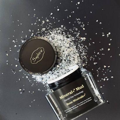 Saphira Introduces Mineral+ Mud Treatment