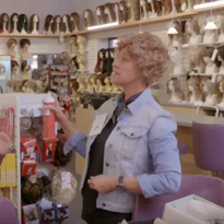 Ellen DeGeneres Goes Wig Shopping