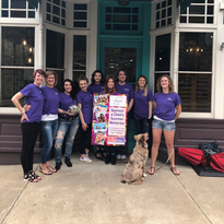 This salon family also volunteered at the Sykesville Art & Wine Festival on May 5th and were...