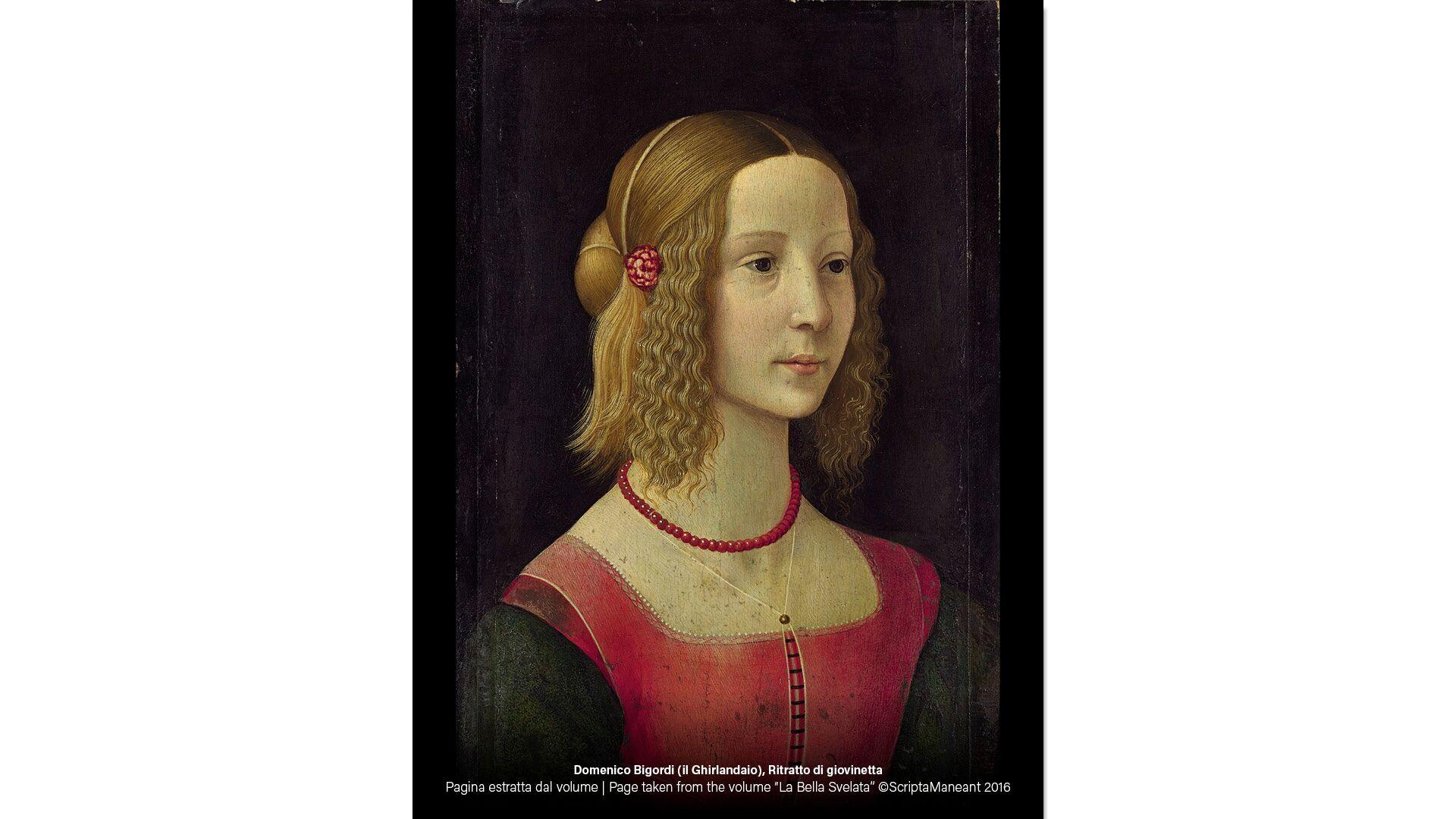 "How Leonardo da Vinci Wrote the Recipe ""For Making Hair Blonde"""