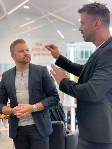 . Manhattan's Ulta Beauty salon served as the location for expert advice from Nick Stenson, VP of salon services and trend, and Chief Artistic Director Ammon Carver, who detailed how to troubleshoot on set, the importance of being agile and the special elements that allowed their team to win NAHA 2019 Team of the Year. -