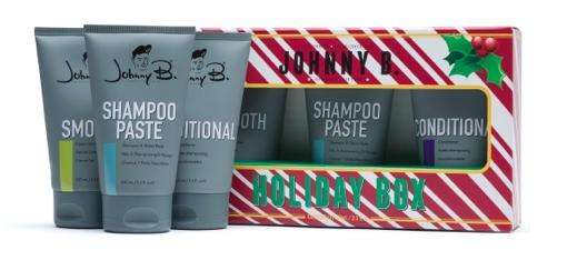 <p>Johnny B Holiday Box&nbsp;</p>