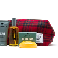 Johnny B Dopp Shave Bag