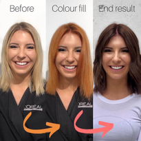 From Blonde to Brunette, Explaining the Journey to a Client