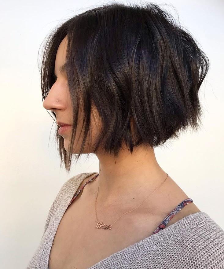 <p>Short hair, don&rsquo;t care courtesy of Carolynn Judd (@styled_by_carolynn)</p>