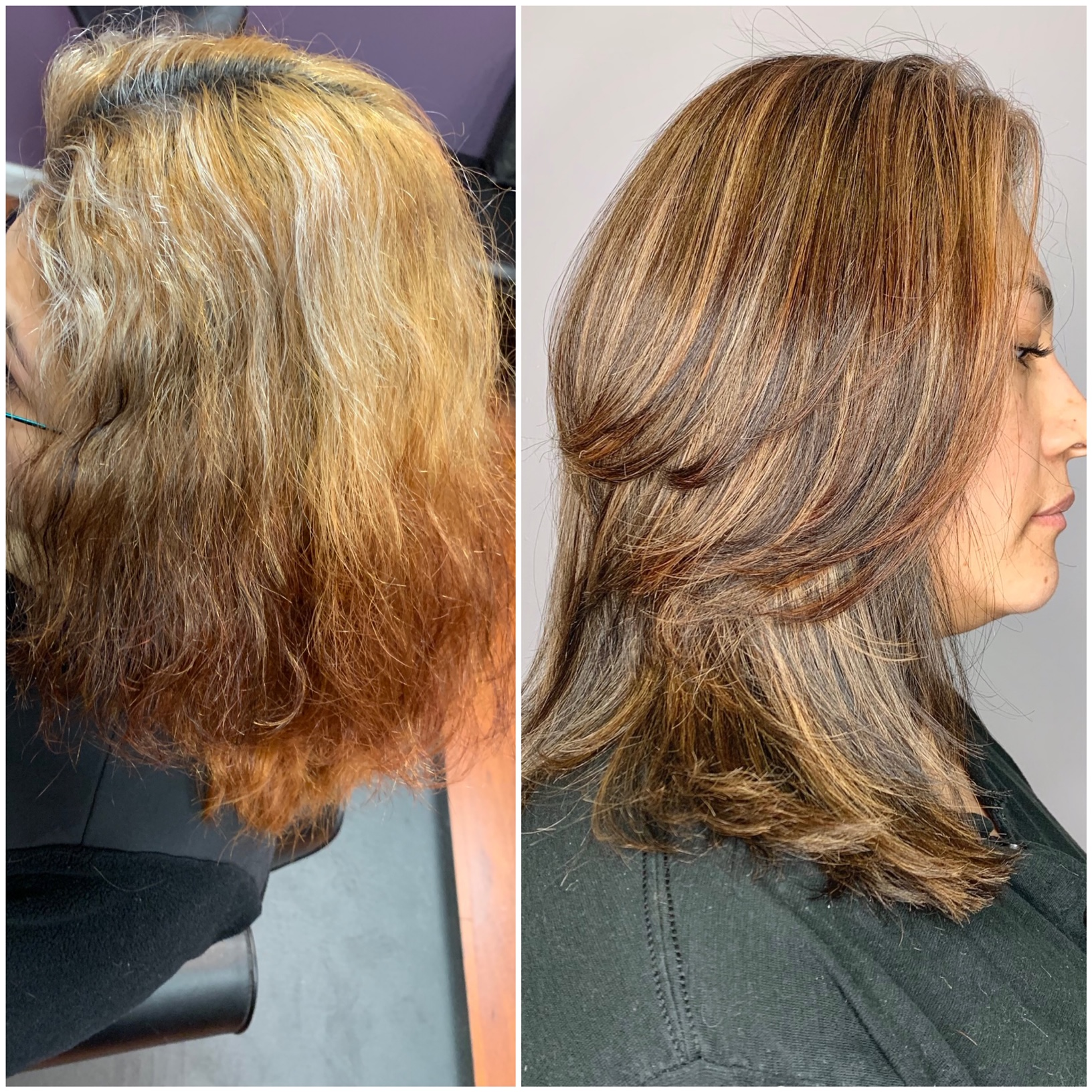 Makeover: Lift, Deposit, Fill and Neutralize For The Win!