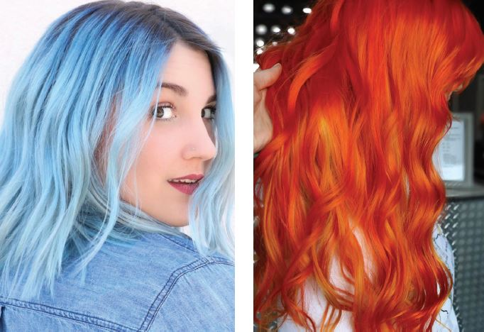 Fire and Ice: Alfaparf Milano's Color Lines Pack a Punch.