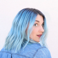 Hair Color How-To: Blue Jean Baby