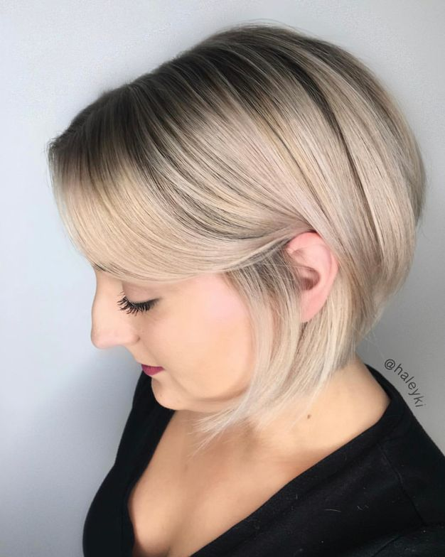 <p>This blonde ambition prescription from<br /> @haleyki included Redken Flash Lift and<br /> Shades EQ as a gloss.</p>