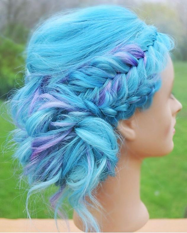 <p>Braids by Haley Garber (BeautyByHaleyGarber)</p>