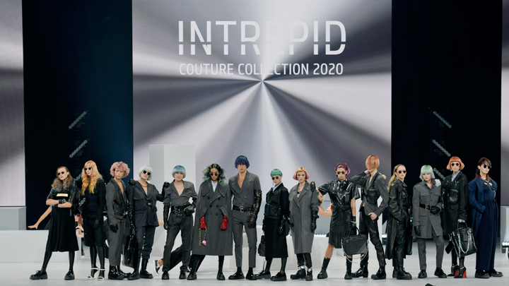 Goldwell's INTEREPID Collection presented at Global Zoom 2019  -