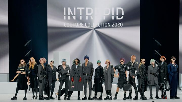 Goldwell's INTREPID Collection introduced at Global Zoom in Vienna, Austria.