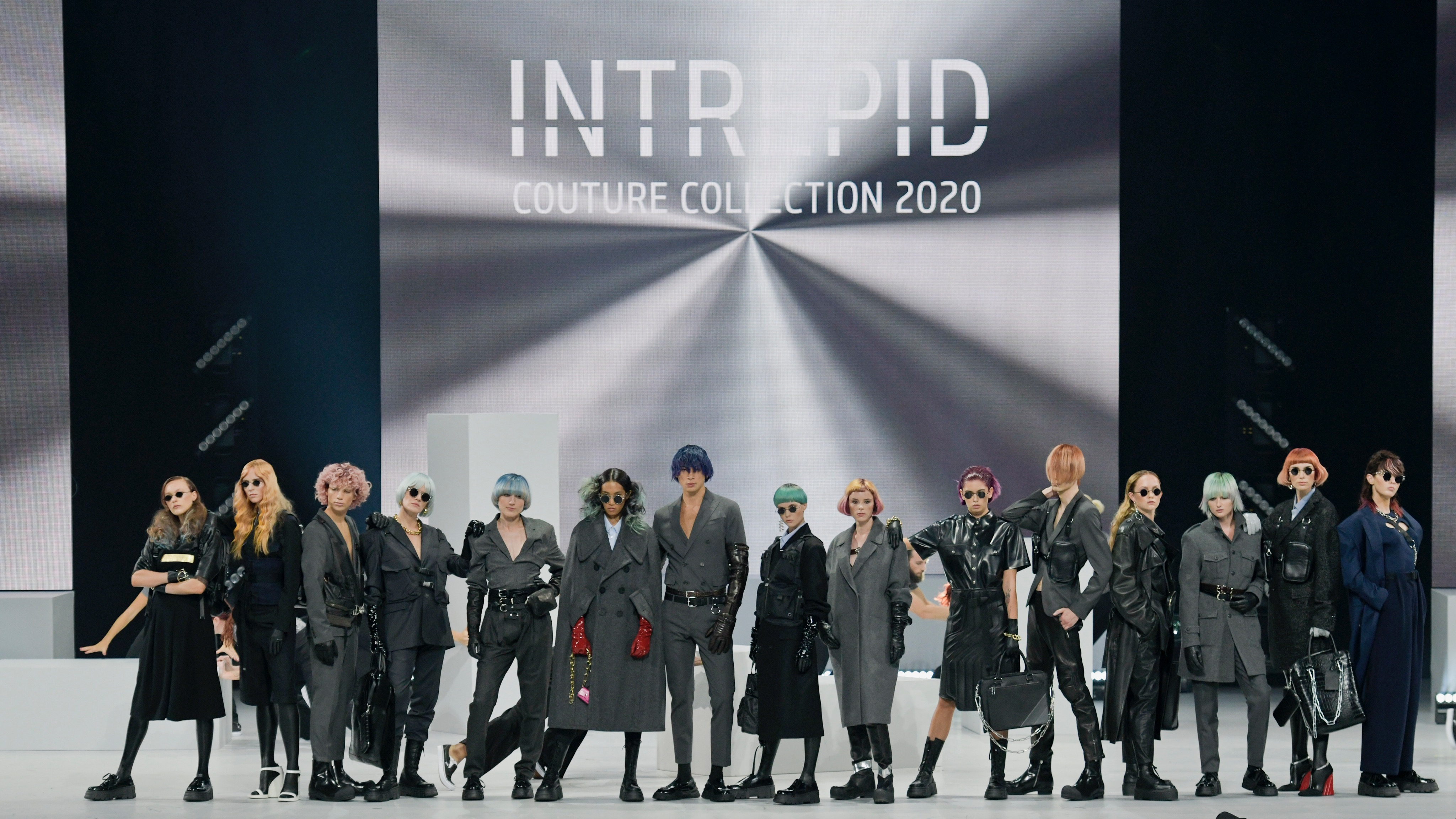 INTREPID: Goldwell's New Couture Collection