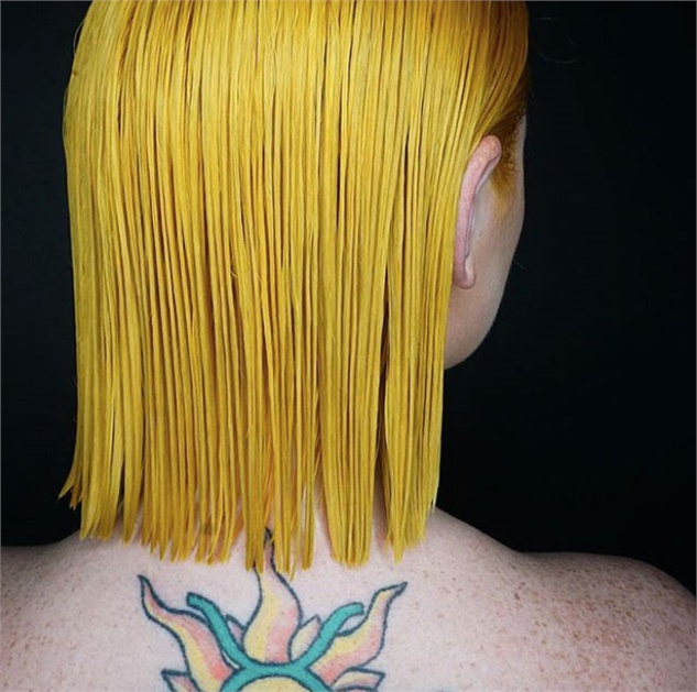 HOW-TO: The Yellow Color Formula your Clients will LOVE Using Goldwell Pure Pigments