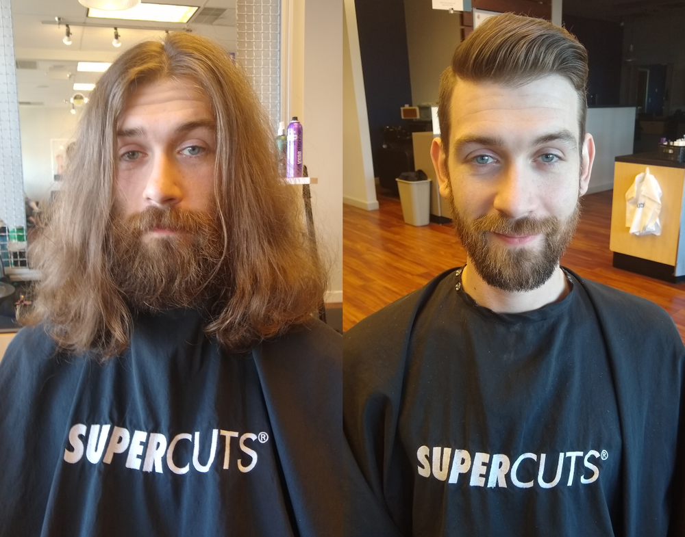 <p><strong>First place winner Dawna Ward showed just how far the Cut Transformation category could go with this astonishing makeover.</strong><strong> </strong></p>