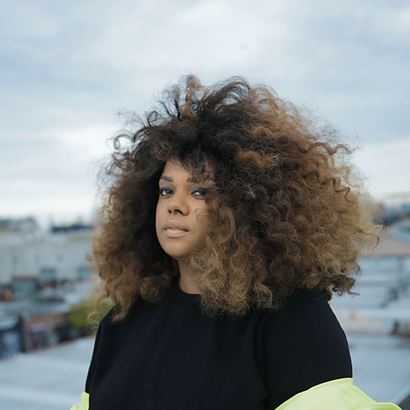 With her own awe-inspiring curls, amika's Global Artistic Director Naeemah LaFond serves as a...